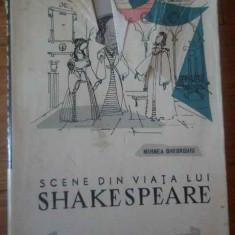 Scene Din Viata Lui Shakespeare - Mihnea Gheorghiu ,309383