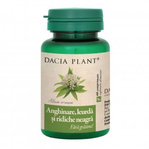 Anghinare, Leurda&Ridiche neagra, 60cps, Dacia Plant