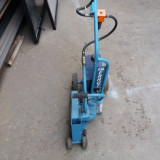 Masina pneumatica de taiat beton si asfalt cu racire apa
