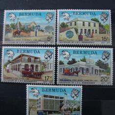BERMUDA SERIE MNH