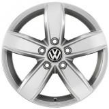 """Janta Aliaj Oe Volkswagen 15"""" 6J x 15 ET43 5K0071495A8Z8, 5"""