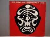 Jean Michel Jarre – The Concerts In China - 2LP Set (1982/Polydor/RFG)- Vinil/NM