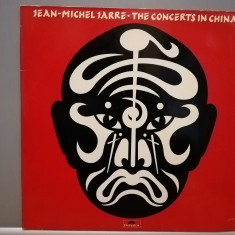 Jean Michel Jarre – The Concerts In China - 2LP Set (1982/Polydor/RFG)- Vinil/NM