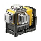 Nivela Laser Cruce Autoniv 1080 10,8V Rosu Dewalt