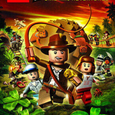 Joc PSP Lego Indiana Jones: The Original Adventures - A