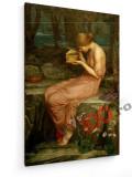 Tablou pe panza (canvas) - John William Waterhouse - Psyche Opening the Golden Box
