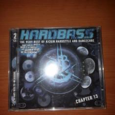 Hardbass Bass-T- Rocco-Brennan Heart Feat. MC Da Syndrome- 2Cd audio