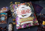Herbiary-Set carte VRAJI plante+carti tarot lux(aurii)cutie colectie+SACULET-SIG