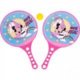 Set palete tenis de masa Minnie Seven, minge inclusa