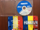 Parazitii slalom printre cretini cd disc muzica hip hop rap catmusic gazeta 2009, cat music