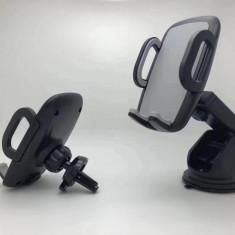 Suport telefon PREMIUM cu ventuza parbriz sau grila AL-130120-15