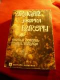 Vintila Corbul si E.Burada - Uragan asupra Europei - vol.1 -1979 Albatros ,752p