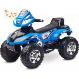 ATV Electric Toyz Quad Cuatro 6V Blue