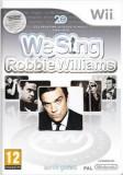 We Sing Robbie Williams Nintendo Wii