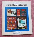 Cumpara ieftin Interiorul locuintei taranesti. Editura Meridiane, 1973 - Georgeta Stoica