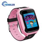 Ceas Smartwatch Pentru Copii Twinkler TKY-Q529 cu Functie Telefon, Localizare GPS, Camera, Pedometru, SOS - Roz