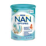 Lapte praf Nan 4 Optipro Premium, incepand de la 2 ani, 400 g, Nestle