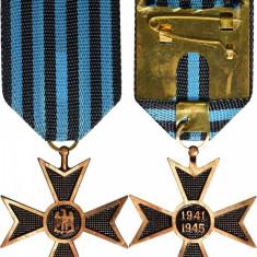 Crucea Comemorativă a celui de-al doilea Război Mondial, 1941-1945