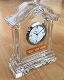 Ceas de masa - cristal - Nachtmann - Nou ! - cutie originala