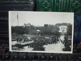 CARTE POSTALA * SFT. GHEORGHE , PARCUL - CURSURI STRAJERESTI , 4-26 AUGUST ,1938