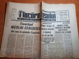 Flacara iasului 7 noiembrie 1970-90 ani de la nasterea lui m. sadoveanu