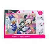 Puzzle 24 piese Minnie+ Bonus, Disney