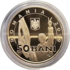 Romania 50 bani 2019 PROOF in capsula BNR - 30 ani Revolutia din Decembrie 1989