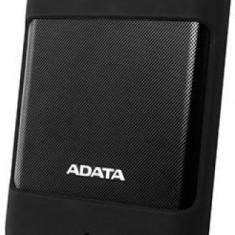 HDD Extern A-DATA HD700, 2.5inch, 1TB, USB 3.1, Waterproof (Negru)