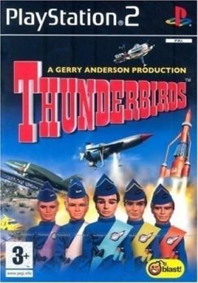 Joc PS2 Thunderbirds foto