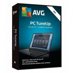 AVG TuneUp, 1 an, licenta electronica
