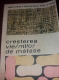 CRESTEREA VIERMILOR DE MATASE ING.MARIAN