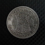 Anglia half crown 1944 argint