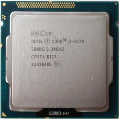 Procesor Intel Ivy Bridge, Core i3 3220 3.3GHz-generatia 3 socket 1155