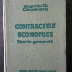 STANCIU CARPENARU - CONTRACTELE ECONOMICE - TEORIA GENERALA