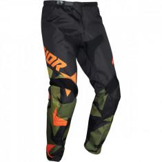 Pantaloni copii motocross Thor Youth Sector Warship culoare Multicolor marime 26 Cod Produs: MX_NEW 29031923PE