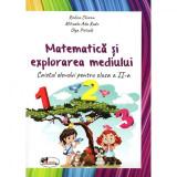 Matematica si explorarea mediului. Caiet pentru clasa a II-a dupa manualul MEN, autor Rodica Chiran