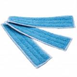 3 mikrofaser-pads wie 787248 pentru thomas multi clean x10 parquet aqua+ u.a., ,