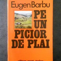 EUGEN BARBU - PE UN PICIOR DE PLAI