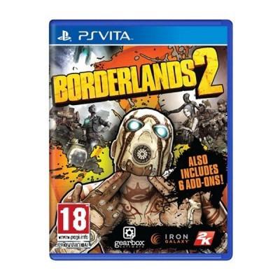 Borderlands 2 PS Vita foto