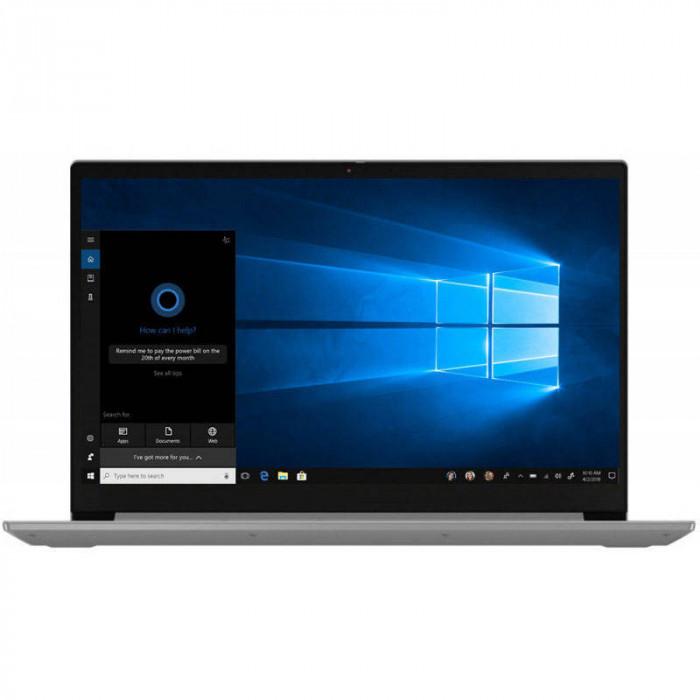Laptop Lenovo ThinkBook 15-IIL 15.6 inch FHD Intel Core i7-1065G7 8GB DDR4 512GB SSD FPR Mineral Grey