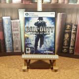 "DVD Call of duty World at war ""CD98"""