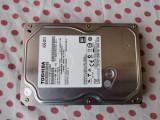 HDD 500 Gb 3,5 inch Toshiba Sata 3 Desktop., 500-999 GB, 7200