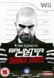 Joc Nintendo Wii Tom Clancy's Splinter Cell - Double agent