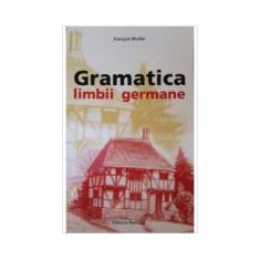 Gramatica Limbii Germane - B5 - Francois Muller