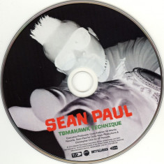 Sean Paul - Tomahawk Technique CD original 2012 Comanda minima 100 lei