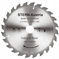 DISC TAIERE ALUMINIU FERASTRAU CIRCULAR (210mm) SBT210/60