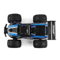 Masina de jucarie Monster Truck Toyabi, negru/albastru
