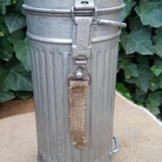 Cutie de masca de gaze germana WW2