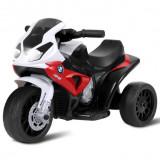 Motocicletă electrică pentru copii 6V BMW, Rosu