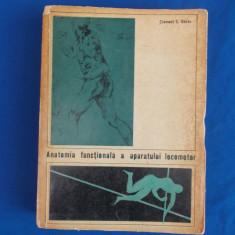 CLEMENT C. BACIU - ANATOMIA FUNCTIONALA A APARATULUI LOCOMOTOR , 1967